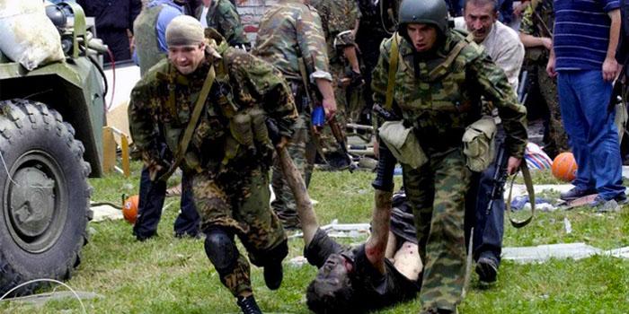 Tragedia en Beslan